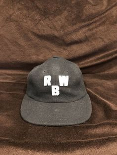 8dfcdf27f8e44 Raised By Wolves x Black Sabbath Collab. -Authentic Raised By Wolves Cap.