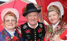 Teresa and Raymond Seljak and Martha Jelanko show off their proud Slovenian traditional costume as they prepare to cheer for their homeland in the World Cup. Julian Alps, Medieval Castle, Central Europe, My Heritage, Bosnia, Slovenia, Croatia, Folk Clothing, Costumes