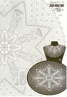 Kira scheme crochet: Scheme crochet no. 1793