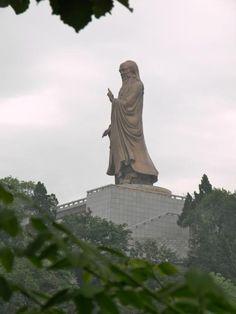 Longguantai statue of Laozi