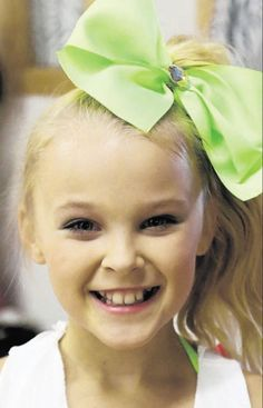 Jojo Siwa Dancer from Abby's Ultimate Dance Competition season two.