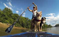 How to Sup with your Pup - Book Author & Photo: Maria Christina Schultz