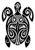 Turtle Clipart Vector and Illustration. Turtle clip art vector EPS images available to search from thousands of royalty free stock art and stock illustration creators. Doodles Zentangles, Kirigami Templates, Turtle Images, Hawaiianisches Tattoo, Hawaiian Art, Art Premier, Aboriginal Art, Native Art, Tribal Art