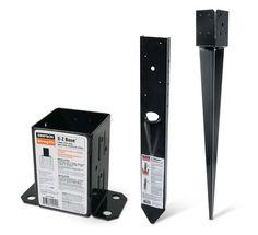 E-Z Base™/ E-Z Mender™/E-Z Spike™ | Fences | Decks and Fences | Wood Construction Connectors | Connectors | Simpson Strong-Tie Site