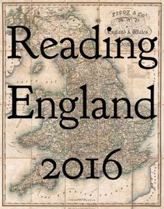 A Great Book Study: Reading England 2016 Reading Challenge