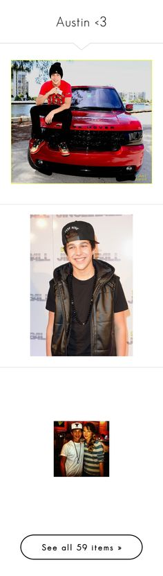 """Austin <3"" by hi-my-name-is-890 ❤ liked on Polyvore featuring austin mahone, boys, celebs, accessories, austin, people, guys, backgrounds, nails and pictures"