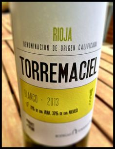El Alma del Vino.: Bodegas Torremaciel Blanco 2013.