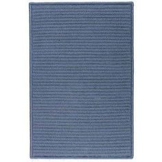 Simply Home Solids Lake Blue Rug Size: Square 11' by Colonial Mills. $952.00. H041R132X132S Size: Square 11' Features: -Technique: Braided / Cablelock braid.-Material: 100pct Polypropylene.-Origin: United States.-Vibrant indoor / outdoor reversible rugs.-Perfect for kids rooms, play areas, or to just add a little spice to a room.-22'' x 34''.-27'' x 46''.-42'' x 66''.-5' x 7'.-6' x 9'.-8' x 10'.-9' x 12'.-11' x 14'.-2' x 5' runner.-2' x 7' runner.-2' x 9' runner.-2' x 11'...