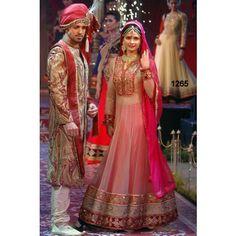 Prachi Desai Beautiful Bridal Lehenga