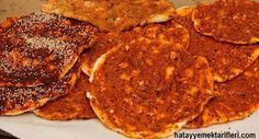 Hatay usulü biberli ekmek