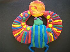 The Elementary Art Room!: scarab beetle
