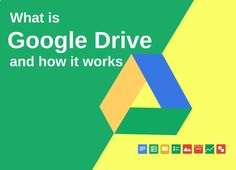 Google Drive is regarded as one of the best cloud-storage services. Let's find out, how it works. https://worduct.com/what-is-google-drive-and-how-does-it-works?utm_campaign=coschedule&utm_source=pinterest&utm_medium=Worduct&utm_content=What%20is%20Google%20Drive%20and%20how%20it%20works%3F
