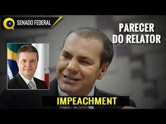 """""""O Diabo Mora Nos Detalhes"""" Senador Ataídes oliveira (Comissão do Impeachment) - YouTube"""