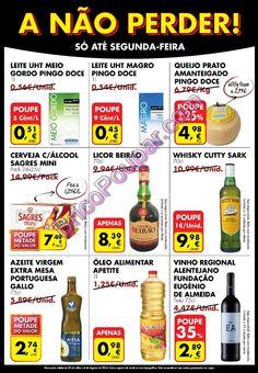 Promoções Folheto Pingo Doce - A Não Perder! - só até segunda-feira
