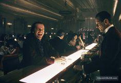 The Shining - Publicity still of Jack Nicholson & Joe Turkel
