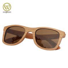 bff59a1530 2016 New Bamboo Sunglasses Men Wooden Sunglasses Women Wood Sun Glasses  1.sunglass polarized lens