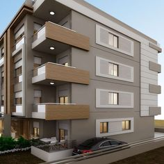 Şensoy Apartmanı Mimari | Vero Concept Mimarlık