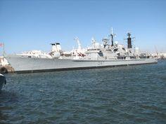 Reino Unido enviará buques de guerra a Egipto