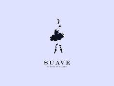 Suave School Of Ballet Logo Branding, Branding Design, Logo Design, 1 Logo, Graphic Design, Dance Logo, Academy Logo, Logo Creation, Dance Academy