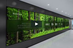 """This is """"Bam Wall by Union Design on Vimeo, the home for high quality videos and the people who love them. Interactive Exhibition, Interactive Walls, Exhibition Display, Interactive Design, Digital Wall, Digital Signage, Office Lobby, Media Wall, Video Wall"""