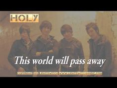Holy by Lightswitch full song with lyrics