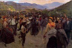 Ignacio Diaz Olano - La Fiesta