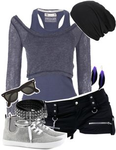 """""""knives and pens //"""" by barbarapalvinanonluv ❤ liked on Polyvore"""