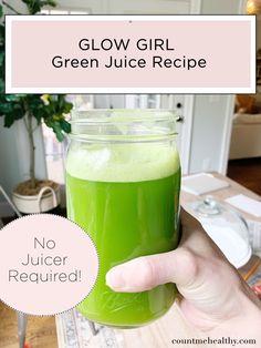 Healthy Blender Recipes, Juice Cleanse Recipes, Vitamix Recipes, Healthy Juices, Healthy Smoothies, Healthy Drinks, Vegetable Smoothies, Ww Recipes, Canning Recipes