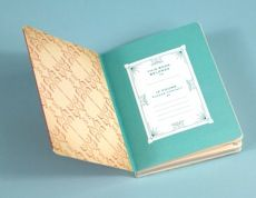 """Jessica Hische """"Today Is The Day"""" Pocket Planner"""