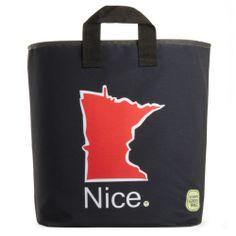 Minnesota Nice Grocery Bag