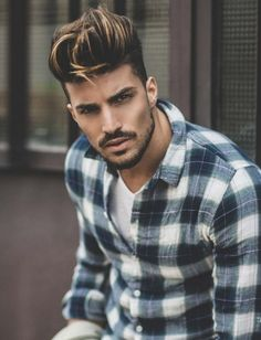 coiffure homme coupe cheveux tendance look Acconciature Uomini 8a1f6cdede04