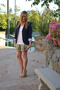 casual glamorous: Summer Prep