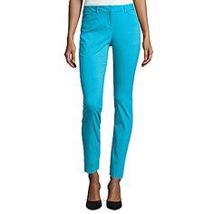 jcp | Worthington® Slim-Fit Ankle Pants