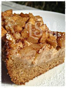 Life's Simple Measures: Spiced Apple Cheesecake Coffee Cake