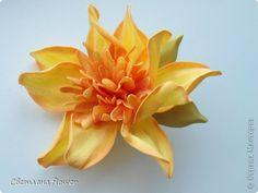 Mis obras Flores vom eva foamirana vom Foamiran foto 4