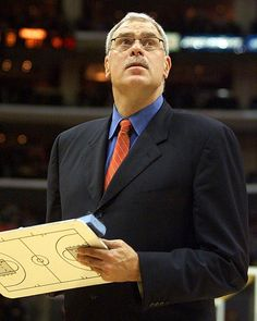 Phil Jackson - All Things Lakers - Los Angeles Times