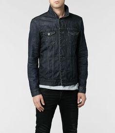 AllSaints Kumo Jacket | Mens Jackets