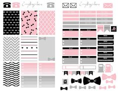 Everything Me Johnson: Planner Stickers