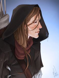 Feyre by cocotingo
