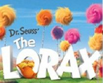 The Lorax is a fun children's book to read.