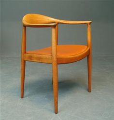 Hans J Wegner. The Chair. @designerwallace