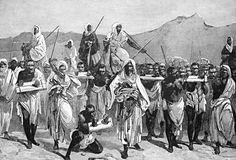 Trade african slave