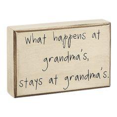 Collins Stays at Grandma's Decorative Box Sign Collins http://www.amazon.com/dp/B00ESWDWUG/ref=cm_sw_r_pi_dp_JHEStb17KZ1F7XSB