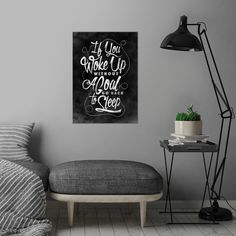 Motivational - Make Every Sing. poster by from collection. By buying 1 Displate, you plant 1 tree. Work Success, Motivational Posters, Print Artist, Metal Wall Art, Cool Artwork, Boxing, Hustle, Entrepreneur, Poster Prints