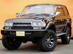 Land Cruiser 80, Toyota Land Cruiser, Landcruiser 80 Series, Lexus Lx470, Car Game, Offroader, Mitsubishi Pajero, Cars And Motorcycles, Dream Cars
