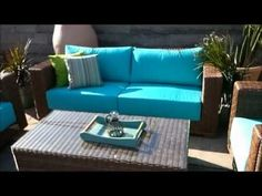 http://www.wickerparadise.com/outdoor-patio-wicker1.html   The ultimate luxury is just a phone call or click away. Our newest set is contemporary styling outdoor wicker made to enjoy and made to impress. #wicker #outdoorwicker #patio #wickerfurniture