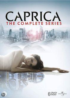 CAPRICA, Serie (voorloper van BATTLESTAR GALACTICA)