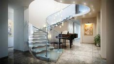 15 Residential Staircase Design Ideas       In a basic sense, stairs exist to connect floors on a house or a building. They have always been around since the ancient times and has come a long way to the present. Today, they range from functional staircase used in homes and buildings, to just...