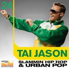 Tai Jason Slammin Hip Hop and Urban Pop from Loopmasters