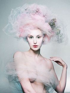 """stopdropandvogue: """" Laura Carmichael photographed by Mert and Marcus for Love Magazine #8 """""""